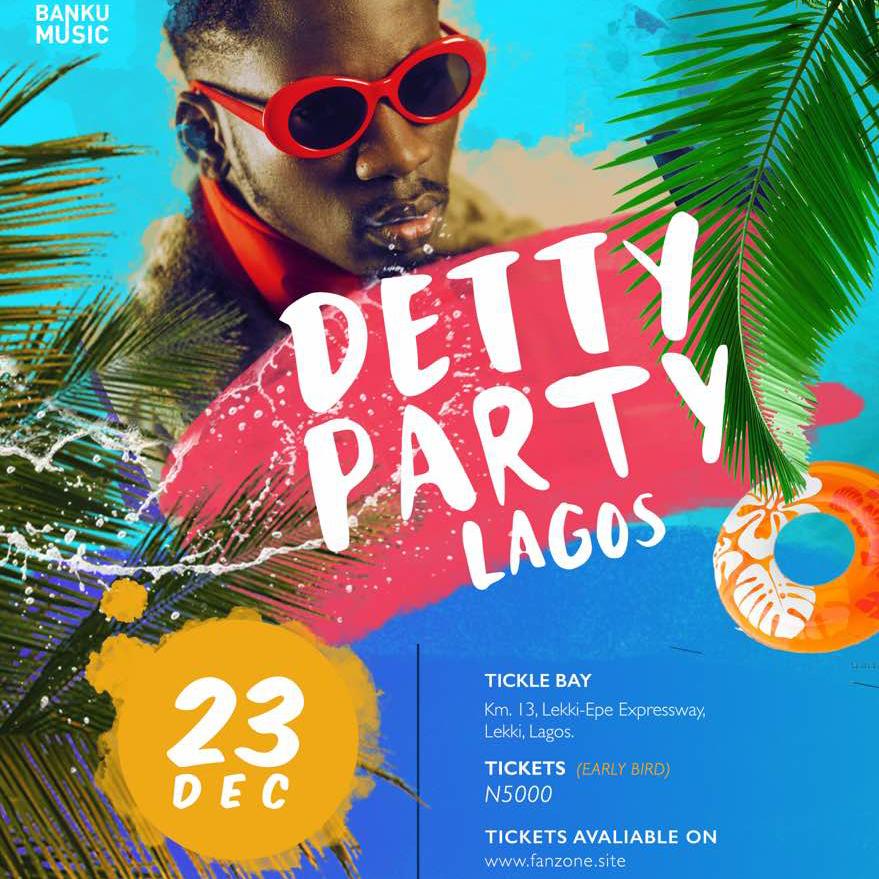 LAGOS  | DEC 23RD, 2017