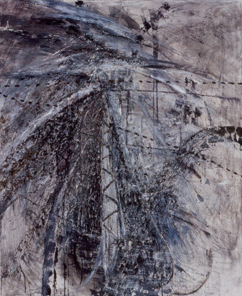 S, Sutro, Necessry Motion, oil 44x36, 1993.jpg