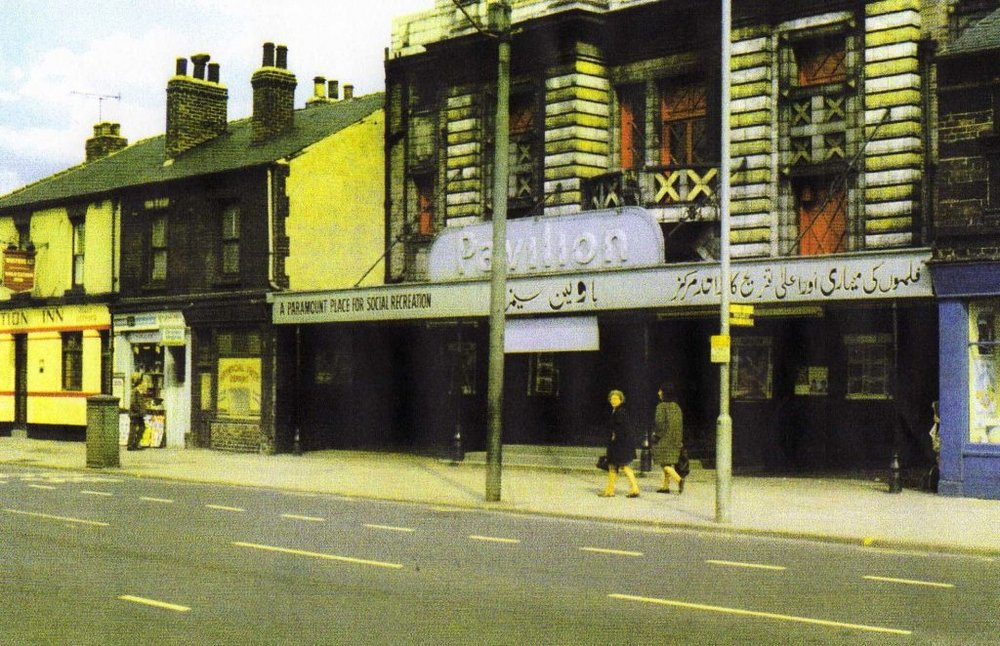 Sheffield Asian Cinema
