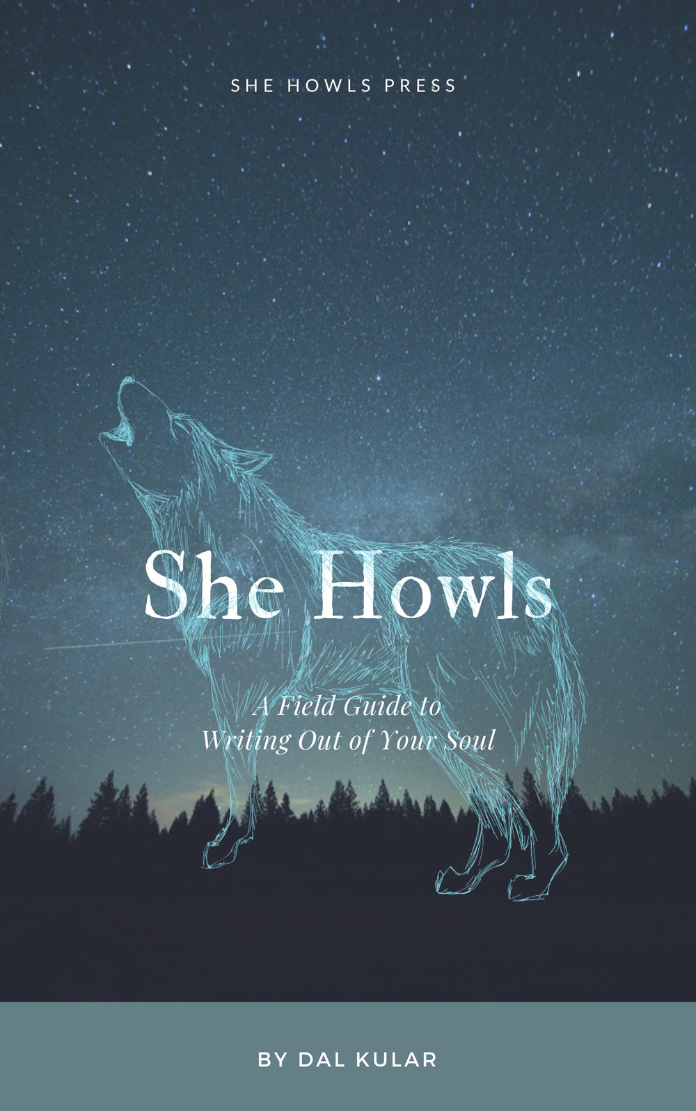 SHE HOWLS BOOK