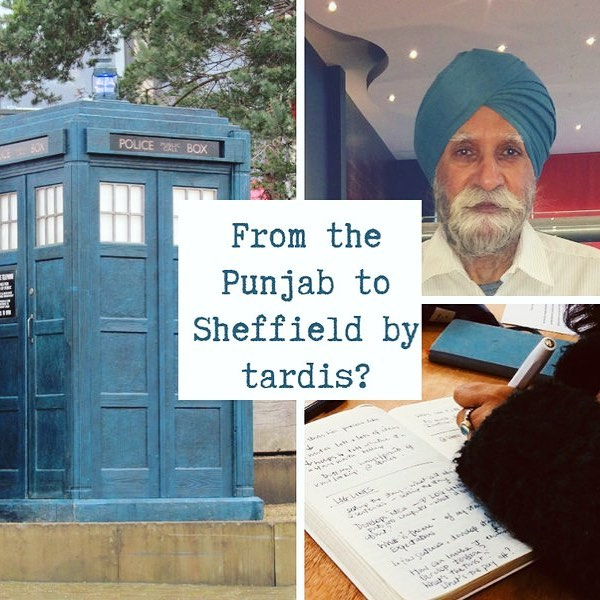Rumour has it my late mystical Dad ✨👳🏾‍♂️⚡️might have arrived in Sheffield by tardis in 1959. Ok, I am spreading this rumour 😃But for good reason! I've just watched series 11 of Dr Who (last time I watched Dr Who was the 70's) and loved it, the Norther-ness and diversity. And a tenuous link to my Dad...no spoilers, the truth is revealed in my latest blog post (link in profile). Our ancestors stories matter. 😁