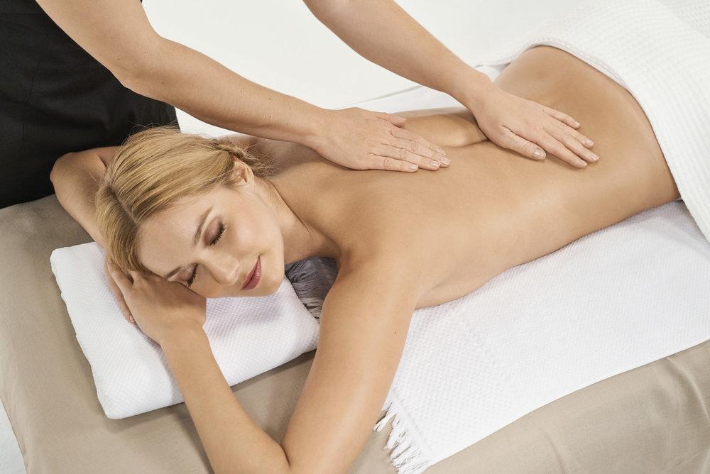 Massage at Seabreeze