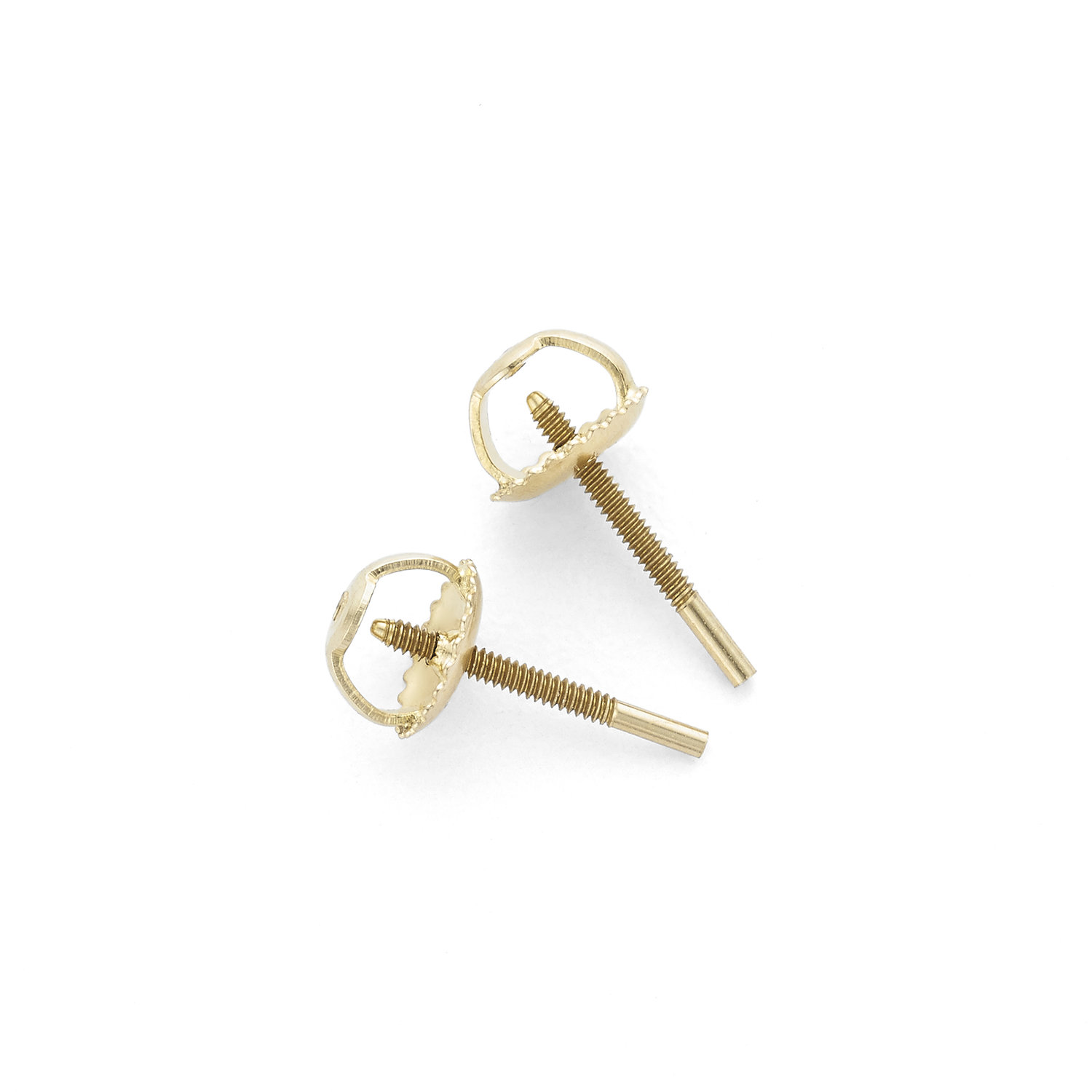 raleigh gold earrings delicate index b