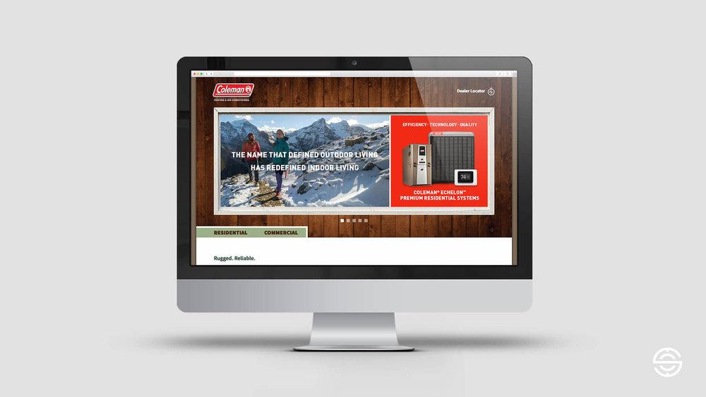 Consumer Web Banner