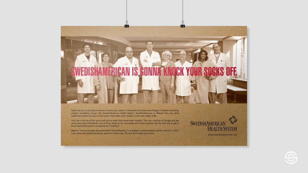 Physician Recruitment Poster