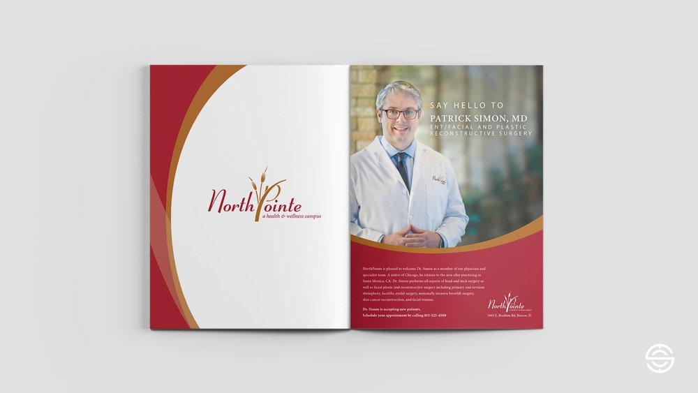 Dr. Patrick Simon Print Ad