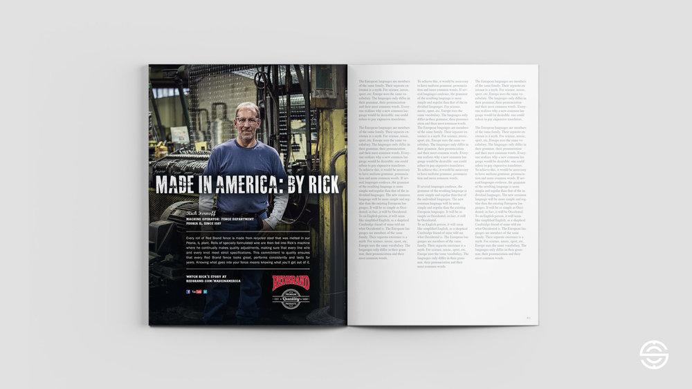 Rick Fornoff Print Ad