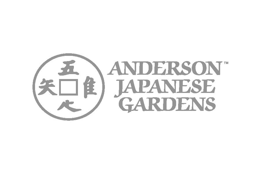 Anderson Japanese Garden Logo