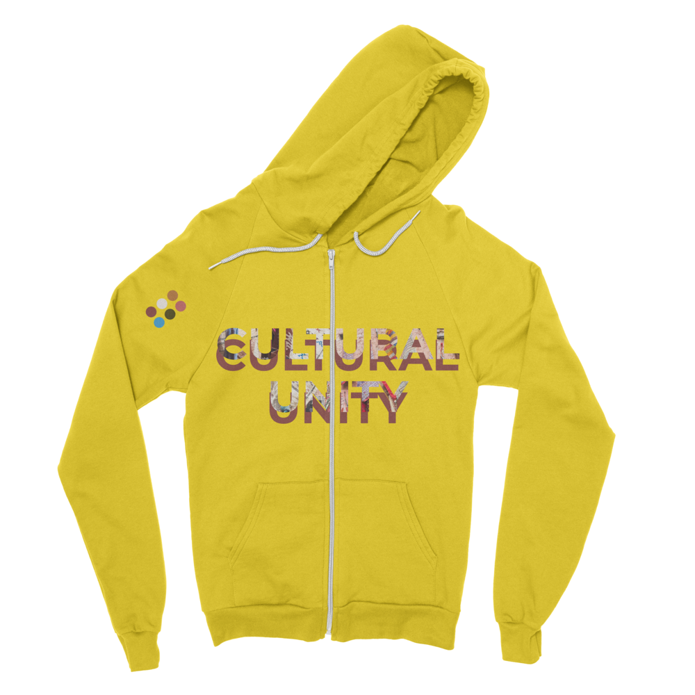 Cultural Unity Hoodie_Yellow_Front.png