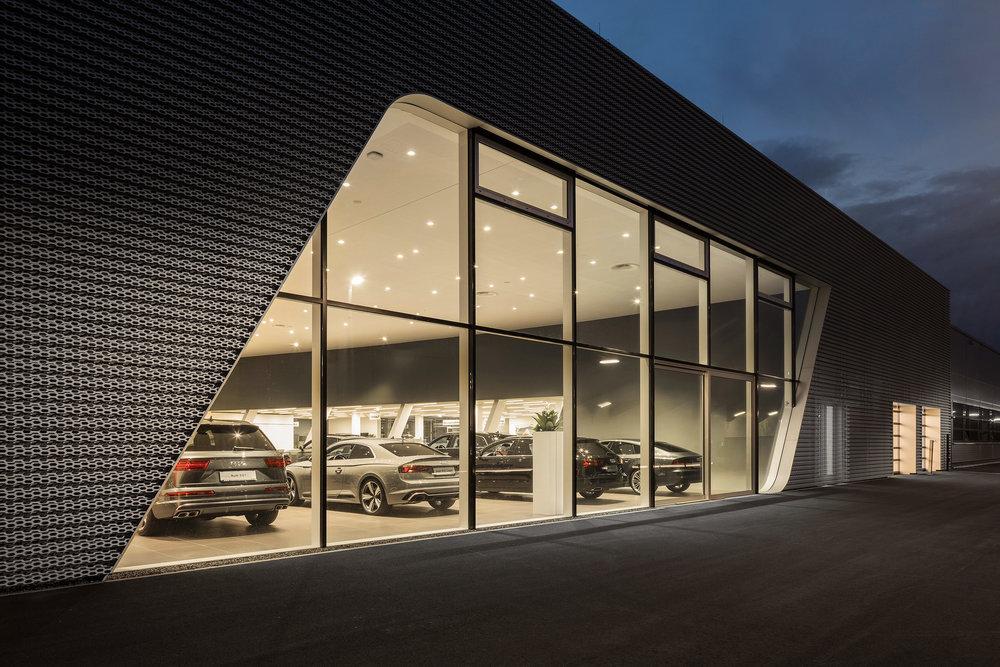 Porsche Vienna -