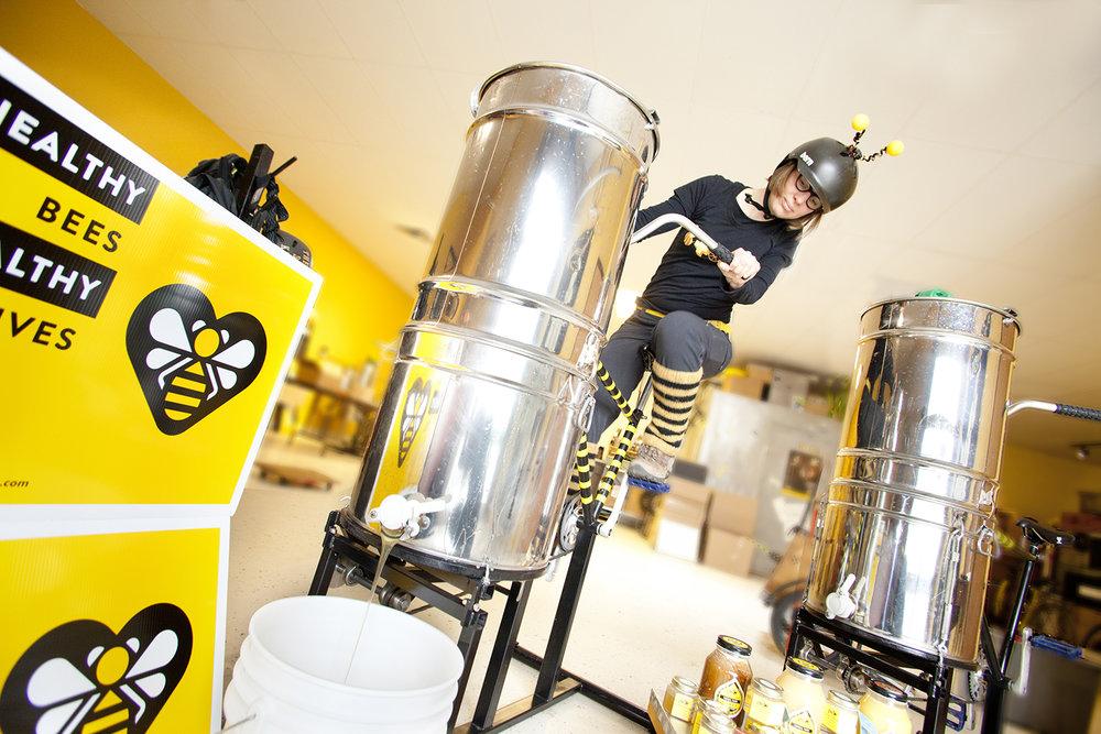 Processing honey beez neez minneapolis