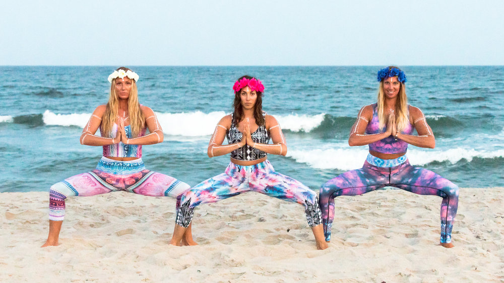 NALU TRIBE - Yoga & Surf by Schatzi Brown