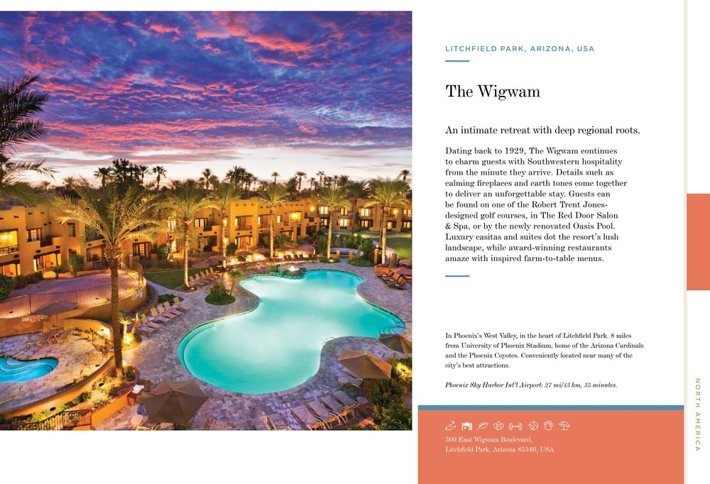 The Wigwam, Arizona, USA