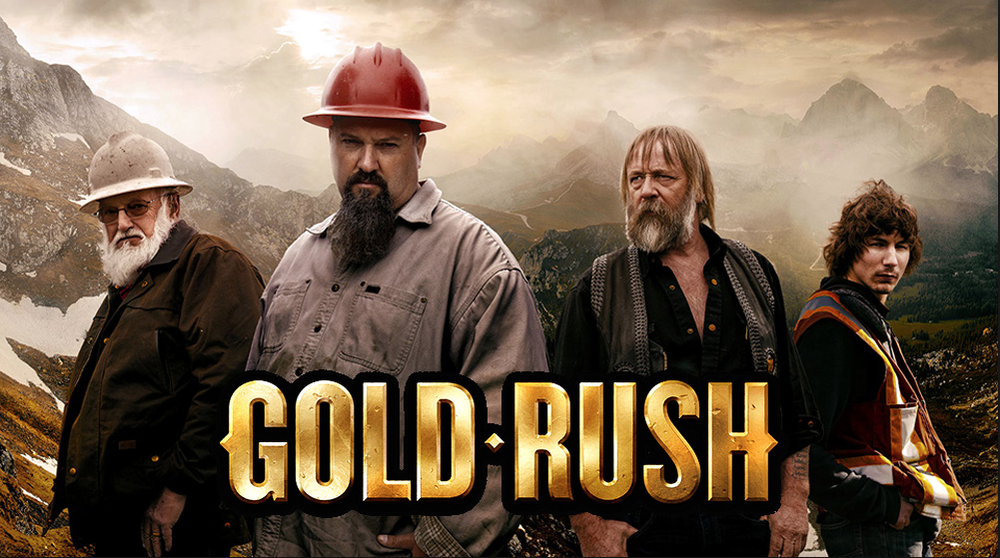 Raw Television Ltd Gold Rush
