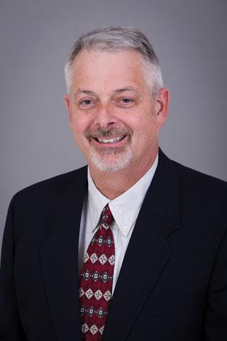 Alan Winders - Eastern District Commissioner