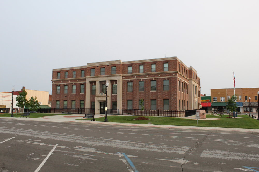 Audrain County Courthouse