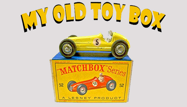 my old toy box