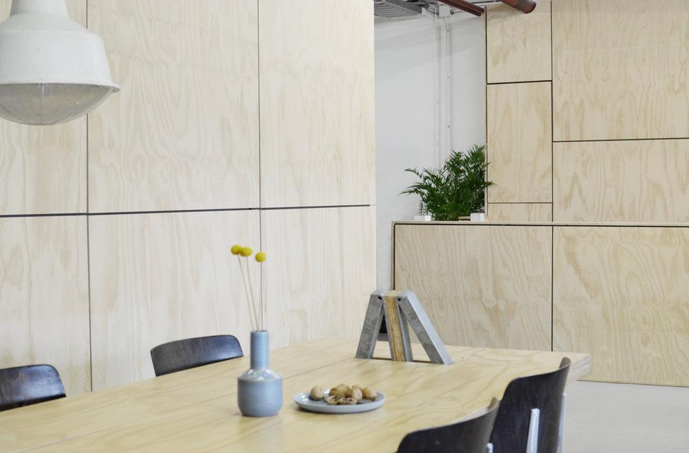 Interieur Studio Keecie — NERF Meubels op maat