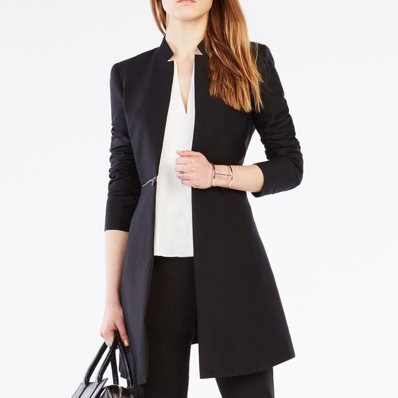 Shop my BCBG Generation coat here! - The perfect fashion essential and interview coat.