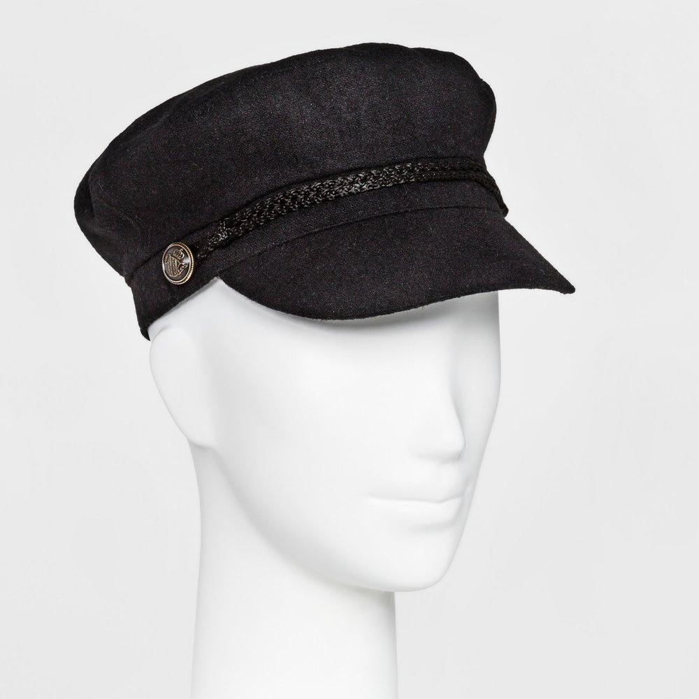 Shop my baker boy hat! - Comes in a few different colors!