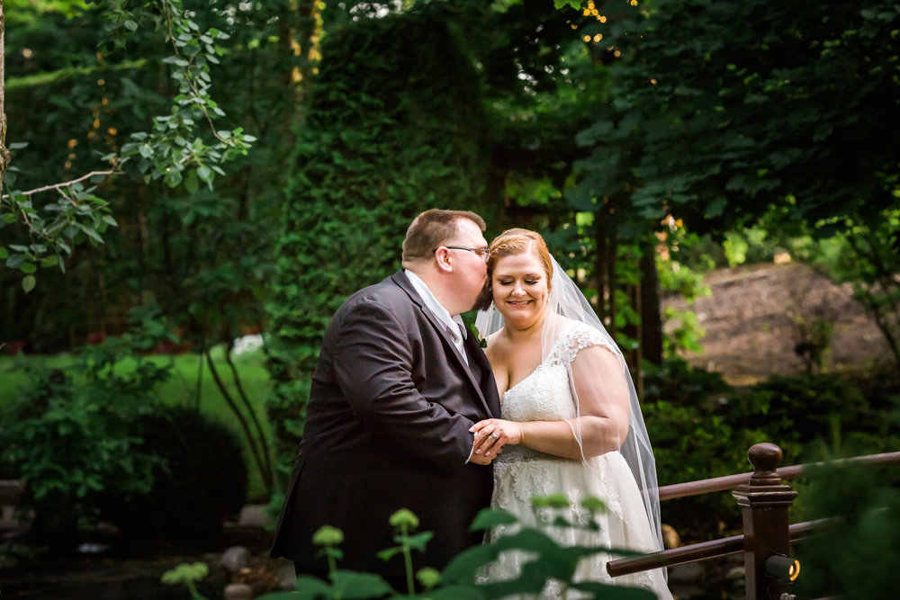 COLLEEN + CHAD - Gardens of Woodstock