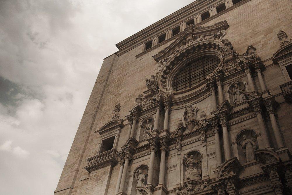 Visiting Girona, Spain
