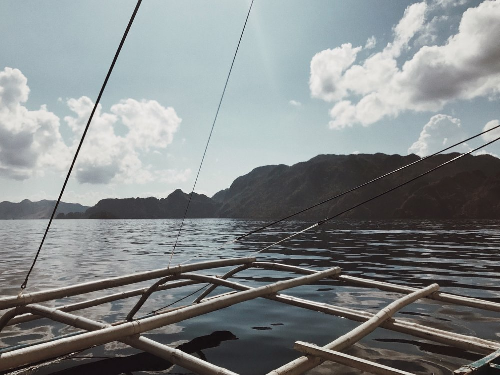 Snorkeling in Coron, Palawan, The Philippines