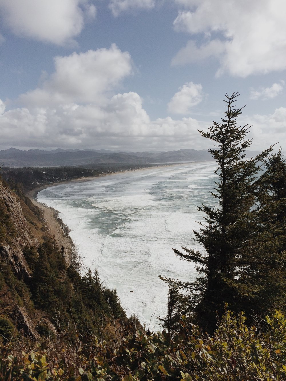 Roadtrip along the Oregon Coast