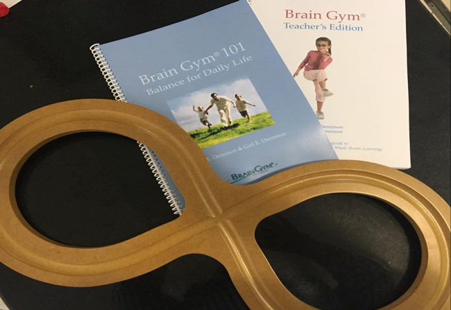 Brain Gym 101 - We welcomed a new group of students to 6 weeks of Brain Gym 101.