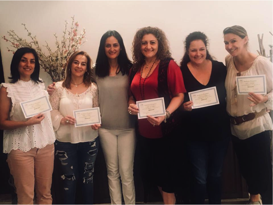 Brain Gym 101 - Congratulations to these wonderful ladies for completing their Brain Gym 101 course. Thank you everyone for making it such an amazing and inspiring 6 weeks!