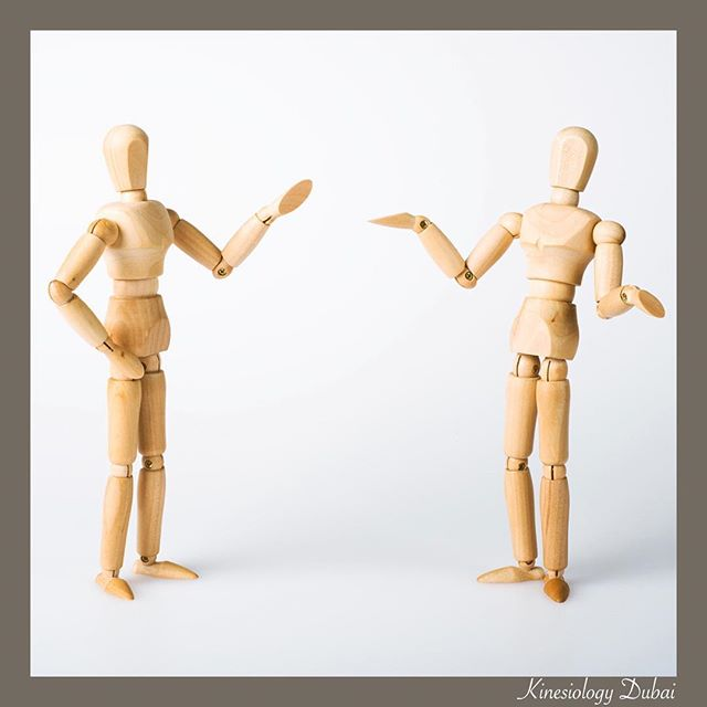 Let your body do the talking with Kinesiology Dubai.  www.kinesiologydubai.com