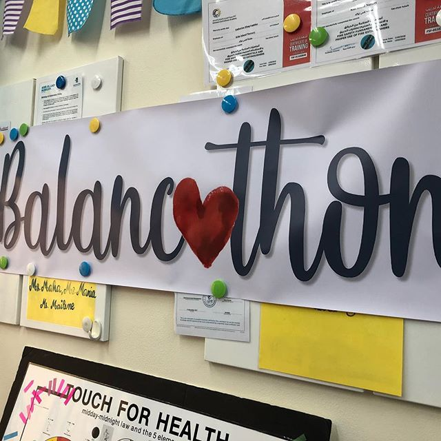 Brilliant Saturday morning taking part in the IKC global Balanceathon. 2 hours of fantastic Touch For Health activities and balancing before passing the candle to South Africa! Thanks to all who attended 😊