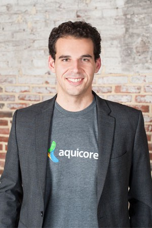 Logan Soya, Aquicore Founder and CEO