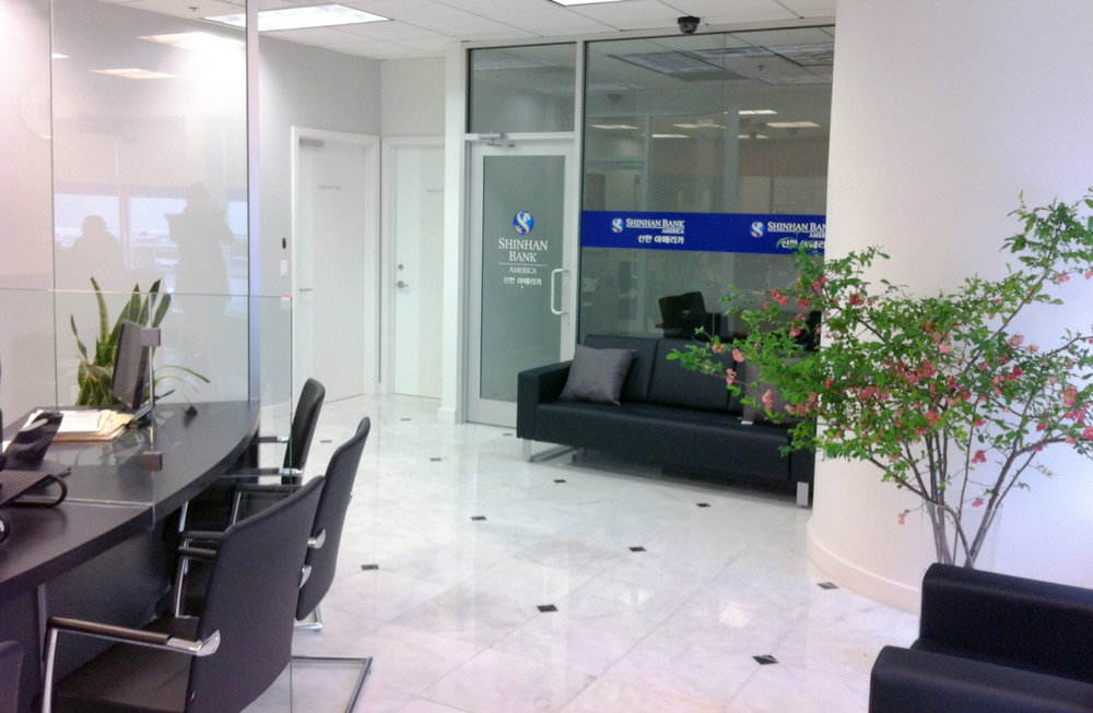 SHINHAN BANK, NJ