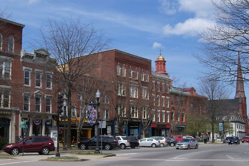 keene new hampshire downtown