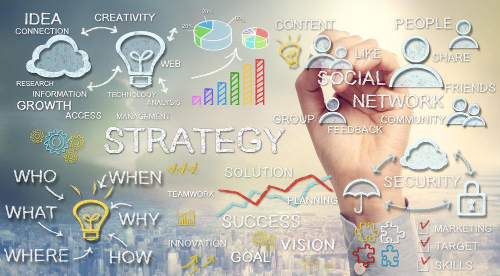 Communications Strategy - Shelly Strom Communications