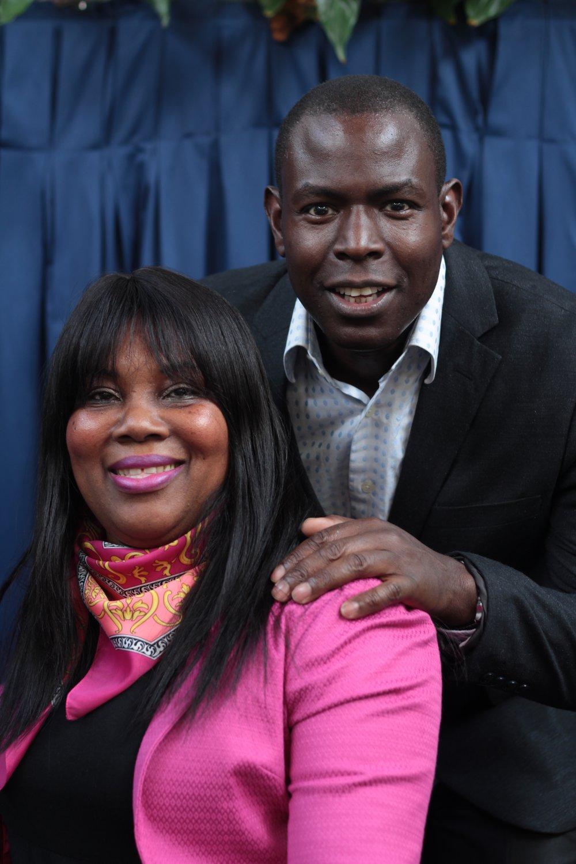 SENIOR Pastors Derrick & Paulette Wilson
