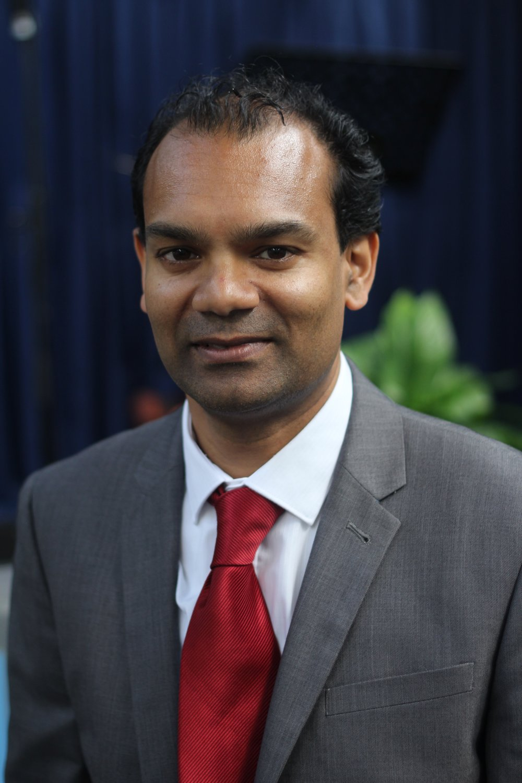 ASSOCIATE PASTOR   Sunil Chothi