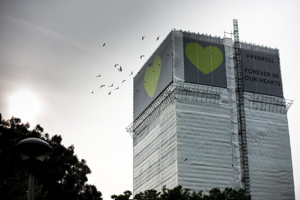 GRENFELL - WATCH OUR DOCUMENTARY 'THE GRENFELL FIRE - OUR STORY