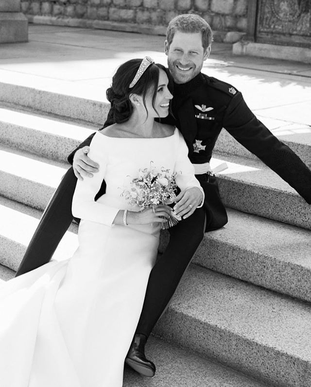 We still can't get over Prince Harry and Meghan Markle's stunning Royal Wedding from this weekend! #royalwedding2018 #princeharry #meghanmarkle #digitalmagazine