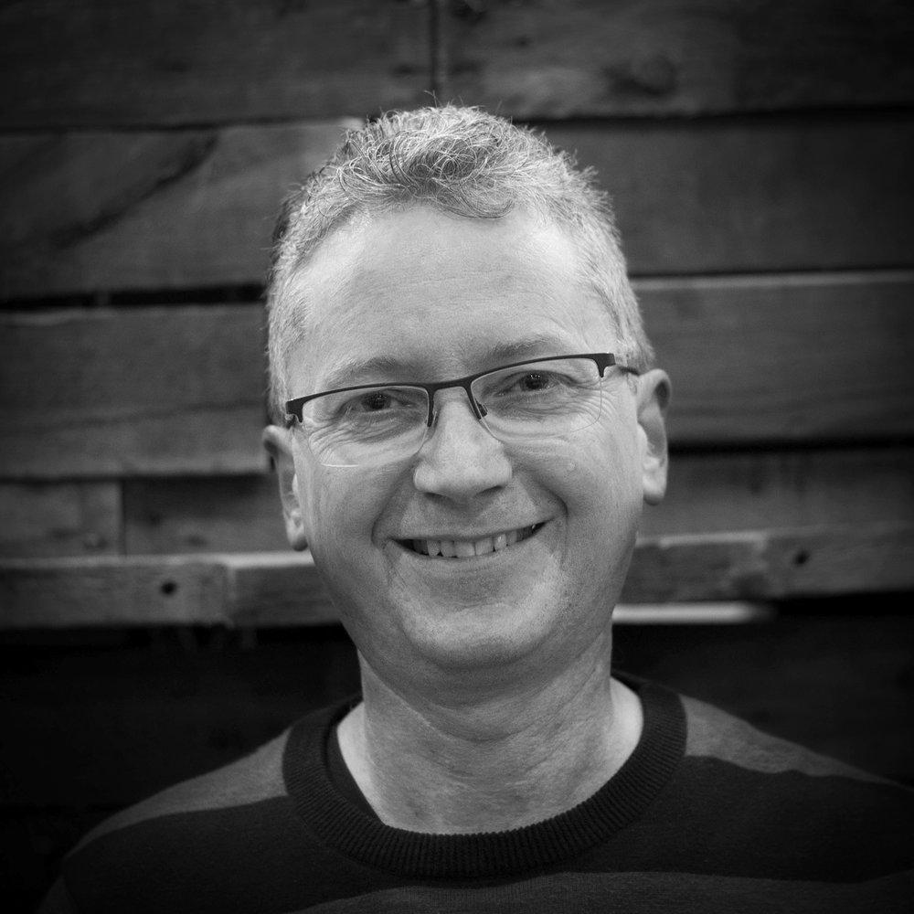 Grant Stenmark - Posters Team Coordinator