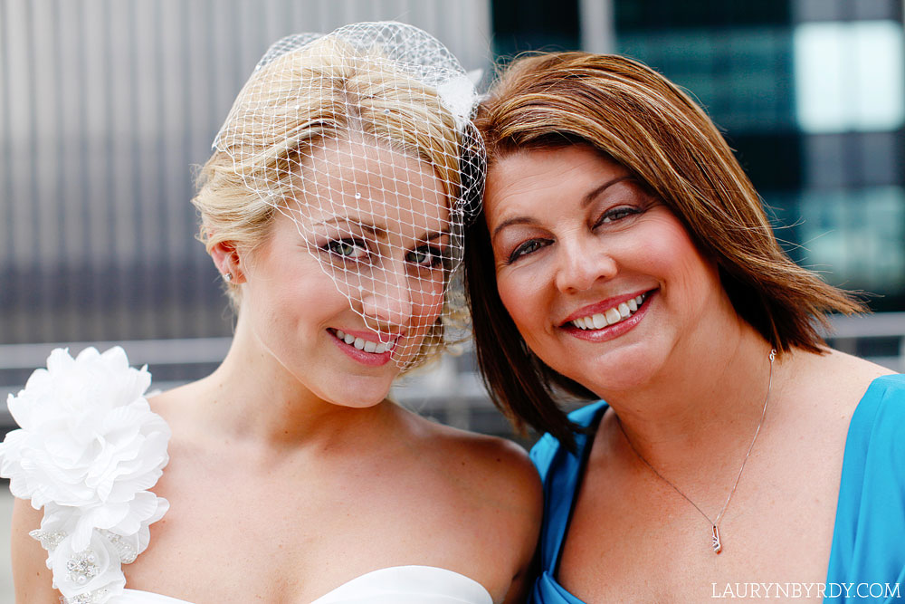 Bride and Mother of Bride