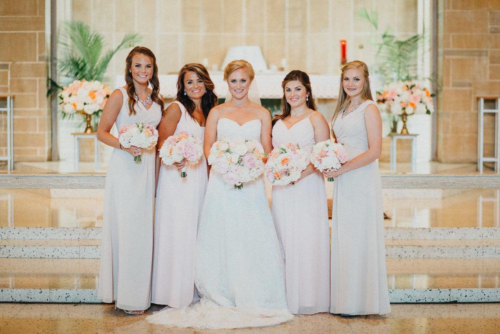 Celia's Bridal Party
