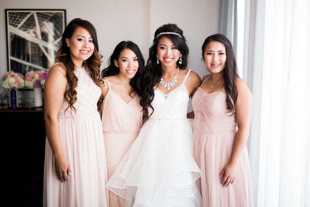 Dalay's Bridal Party