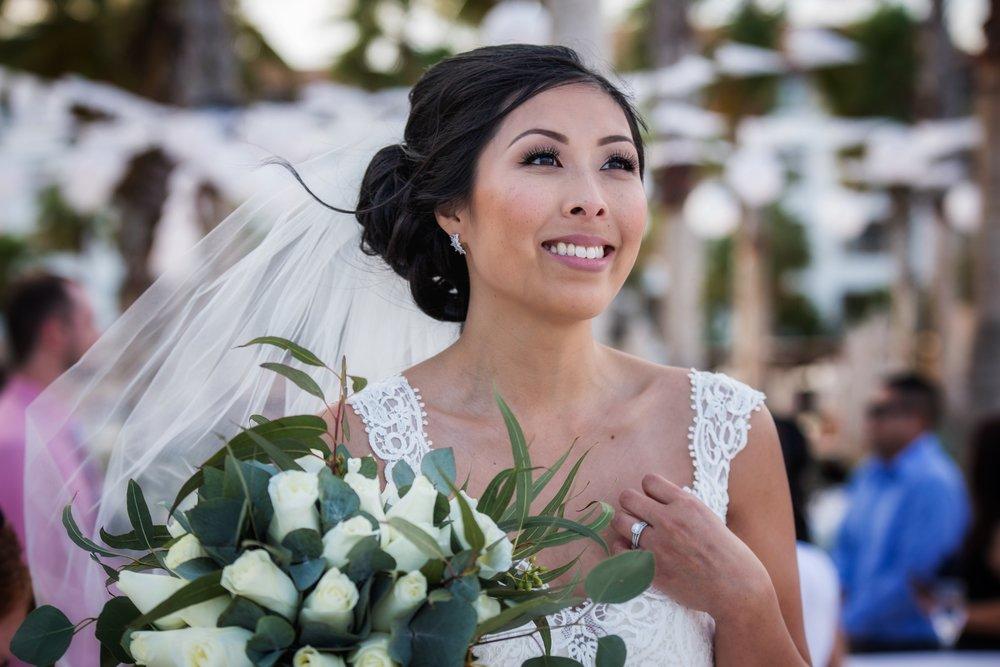 Desitination Bridal Makeup: Mexico