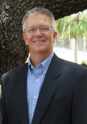 Bruce Mayhew, Pastor -