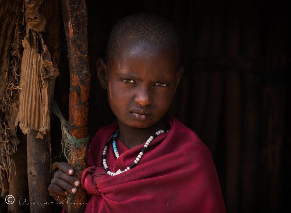 Masai Sadness | Tanzania