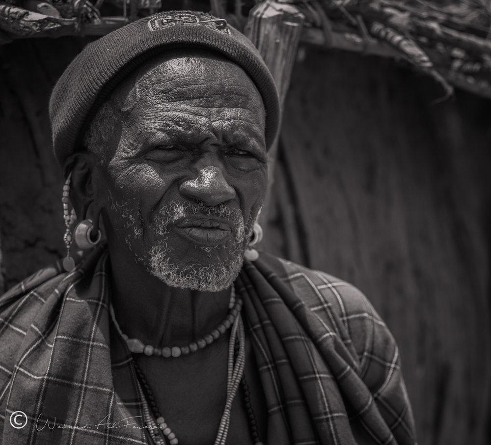 Old Man | Tanzania