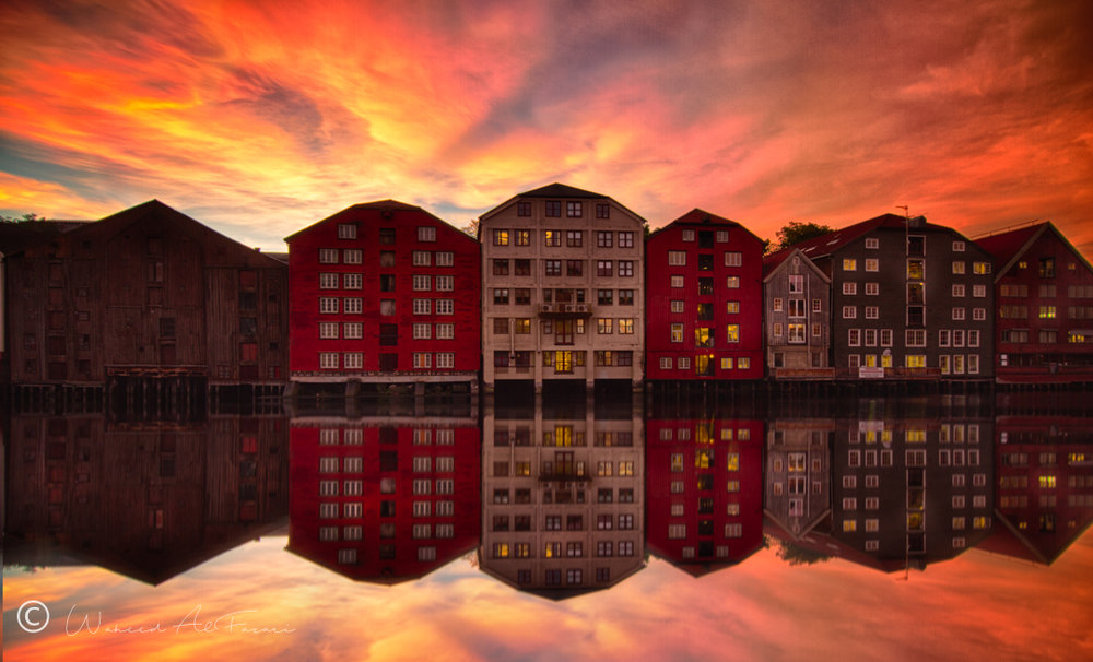 The Wharves | Trondheim | Norway