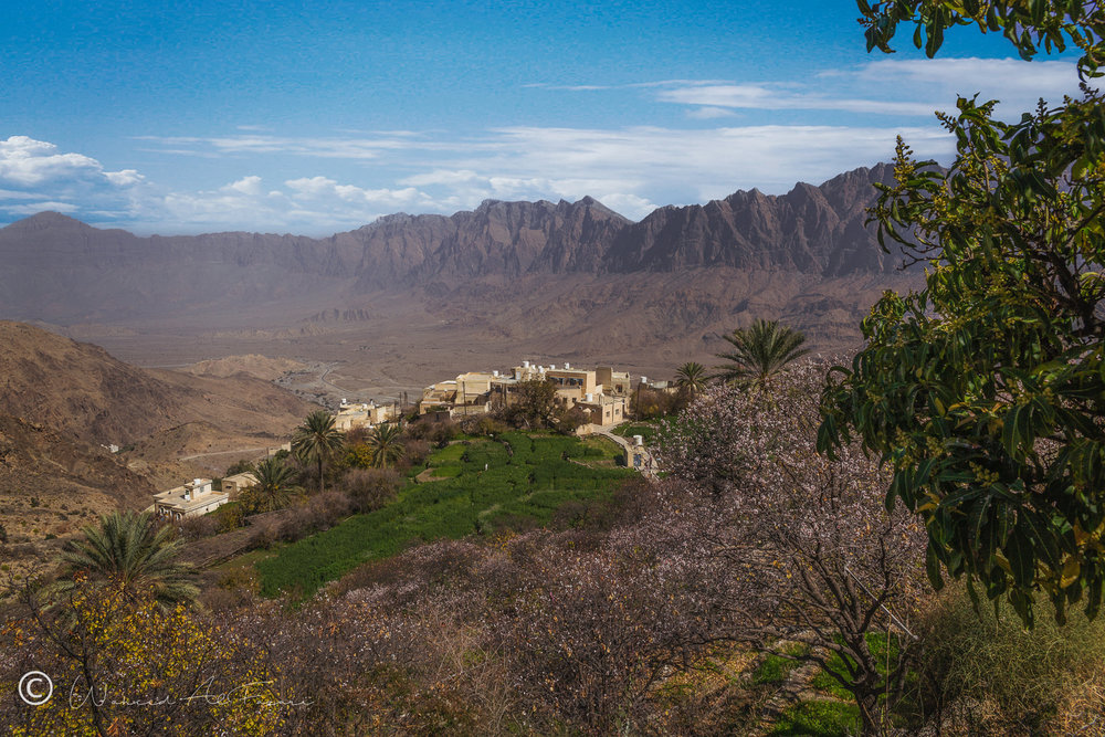Wakan Village | Oman